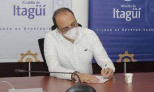 82 por ciento de aprobación alcalde José Fernando